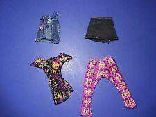 Monster High Original First Venus Doll Clothes Shirt Jacket Skirt Leggings