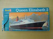Revell Queen Elizabeth 2 1:1200 Kit Model