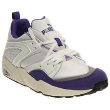 Puma Blaze of Glory Primary Mens White/Prism Vio Sneakers