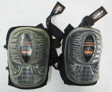 Ergodyne 150-18348 Long Cap All Terrain Gel Knee Pads with EVA Foam, Lightweight