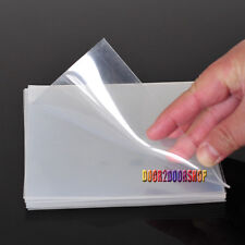 1.0mm Dental Lab Splint Thermoforming Material Soft 20pcs for Vacuum Forming