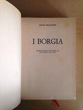 I Borgia - Sceneggiatura televisiva di J. Prebble e K. Taylor - Sarah Bradford