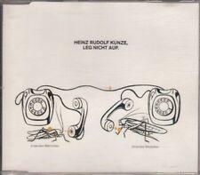 Heinz Rudolf Kunze Leg nicht auf (1994)  [Maxi-CD]