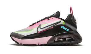 NEW Size 14.5 Womens Nike Air Max 2090 Black/Pink Sneaker CW4286-100 Modern POP