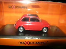 1:43 Maxichamps Fiat 500 L 1965 rot/red Nr. 940121600 in OVP