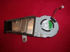 Acer Aspire One 722 Heatsink And Fan Cooling Dissipater Thermal