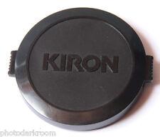 55mm Lens Cap - Snap-on - Kiron - Japan - Plastic - USED X073