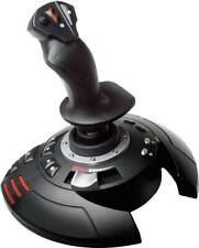 Thrustmaster T-Flight Stick X Flugsimulator-Joystick USB PC, PlayStation 3 Schwa