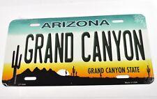 USA Auto Nummernschild License Plate Deko Blechschild Arizona Grand Canyon