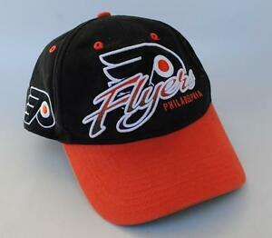 PHILADELPHIA FLYERS NHL Baseball Cap Hat One Size StrapbacK '47 BRAND