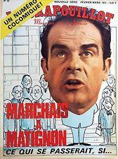 Le Crapouillot n°24- 1973 - Marchais à Matignon Ce qui se passerait si ...