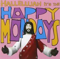 Happy Mondays Halleluja It's Die 2012 Neuauflage CD+DVD Neu / Verpackt