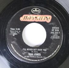 Pop Nm! 45 Tom Jones - I'Ll Never Get Over You / It'S Four In The Morning On Mer