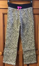 **NWT** Children's Place Size 7/8 M Sweatpant Leopard Cheetah  Print