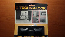 Technalock- Deter Theft of Portable Items
