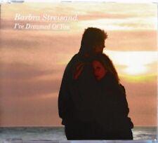 """BARBRA STREISAND - CD SINGLE PROMO """"I'VE DREAMED OF YOU"""" - LIKE NEW - COMME NEUF"""