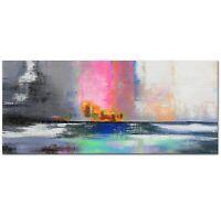 100% Handgemalt Acryl Gemälde handgemaltes Wand Bild Kunst Leinwand Gleichgewich