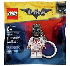 LEGO BATMAN IL FILM KISS KISS Smoking BATMAN PORTACHIAVI Poly Bag 5004928