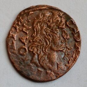 Solidus 1666, Szelag litweski Lithuanian 1666 - John II Casimir Vasa,