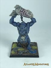 Orc / Goblin Stone Troll - OOP - Rare  Warhammer Age of Sigmar A119