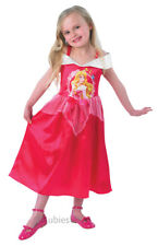 Sleeping Beauty Disney Princess Fancy Dress Costume Girls Outfit Childs Kids S