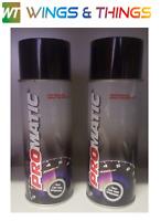 Professional Spray Paint Kit - BMW BLACK SAPPHIRE 475 - Inc 500ml Clear Coat