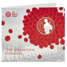 Remembrance Day 2020 Poppy BUNC UK £5 Coin in Royal Mint Sealed Pack