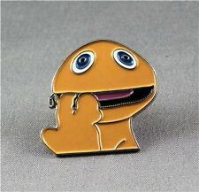 Metal Enamel Pin Badge Brooch Zippy Rainbow Bungle George