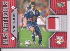 2011 MLS Premium Materials Jersey Rafael Marquez #/50