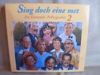 Sing doch eine met- Die Karnevals-Megabox 2- 60 Titel- 3-CD-Digipak