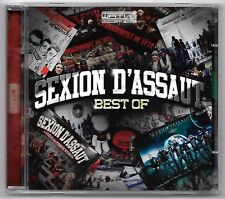 CD + DVD RAP FRANCAIS / SEXION D'ASSAUT - BEST OF / WATI B (ANNEE 2013)