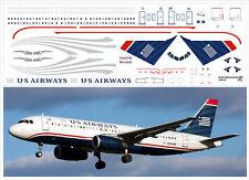 1/144 PAS-DECALS. ZVEZDA. Revell. AIRBUS A320 US AIRWAYS