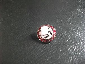 insigne /badge allemand ww 2 /  national socialiste / DAP