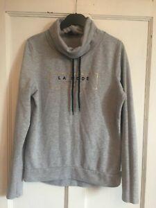 Ladies Grey Pull On Sweatshirt from Primark Size 8
