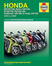 Honda Motorcycle Manuals and Literature 2009 Year of Publication Repair