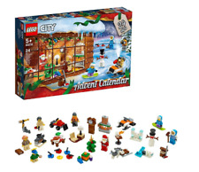 LEGO  City Advent Calendar 60235 Building Kit, New 2019 - Brand New Post