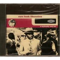RARE FUNK LIBERATION Various Artists NEW SEALED CD (GOLDMINE SOUL SUPPLY GSCD118