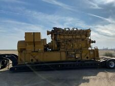 Natural Gas Engines Cat Model G3606Le