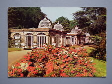 R&L Postcard: Alton Towers Conservatories, J Arthur Dixon