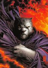 BEAST / X-Men Archives (Rittenhouse Archives 2009) BASE Trading Card #04