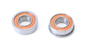 Schumacher Ceramic Bearings - 1/4 x 1/2 Flanged - pr #U4227