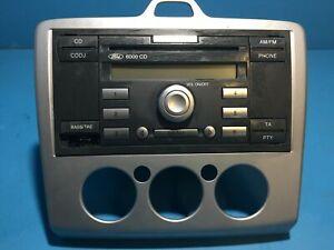 2010 Ford Focus Mk2 4M5T-18C815-AD Radio CD Player Unit