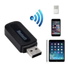 Wireless USB Mini Bluetooth Aux Stereo Audio Music Car Adapter Receiver 3.5mm