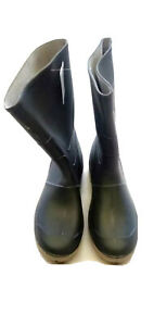 Garden Boots Unisex Mens & Womens Green UK Size 7 EUR 41 Super Fast Delivery
