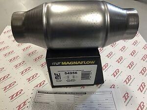"2.5"" Magnaflow 54956 High Flow Performance Catalytic Converter"