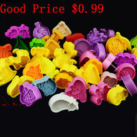 Good Price Fondant Cake Cookie Pastry Plunger Cutter Sugarcraft Mold Wedding