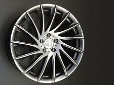 22 Zoll TN16 Alu Felgen 10x22 5x120 Chrom für BMW X5 E53 E71 F15 M Performance