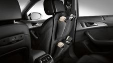 Original Audi Rückenlehnenschutz mit sechs Aufbewahrungsfächern 4L0061609A