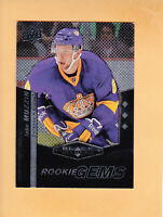 2010 11 BLACK DIAMOND ROOKIE #174 JAKE MUZZIN LOS ANGELES KINGS