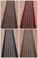 New Small Large Kitchen Mats Non Slip Hardwearing Hall Runner Rugs Doormats Red